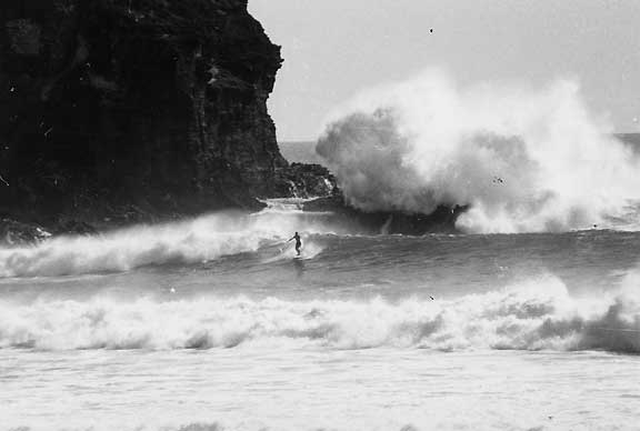 A History Of Surfing In Piha West Coast Auckland New Zealand
